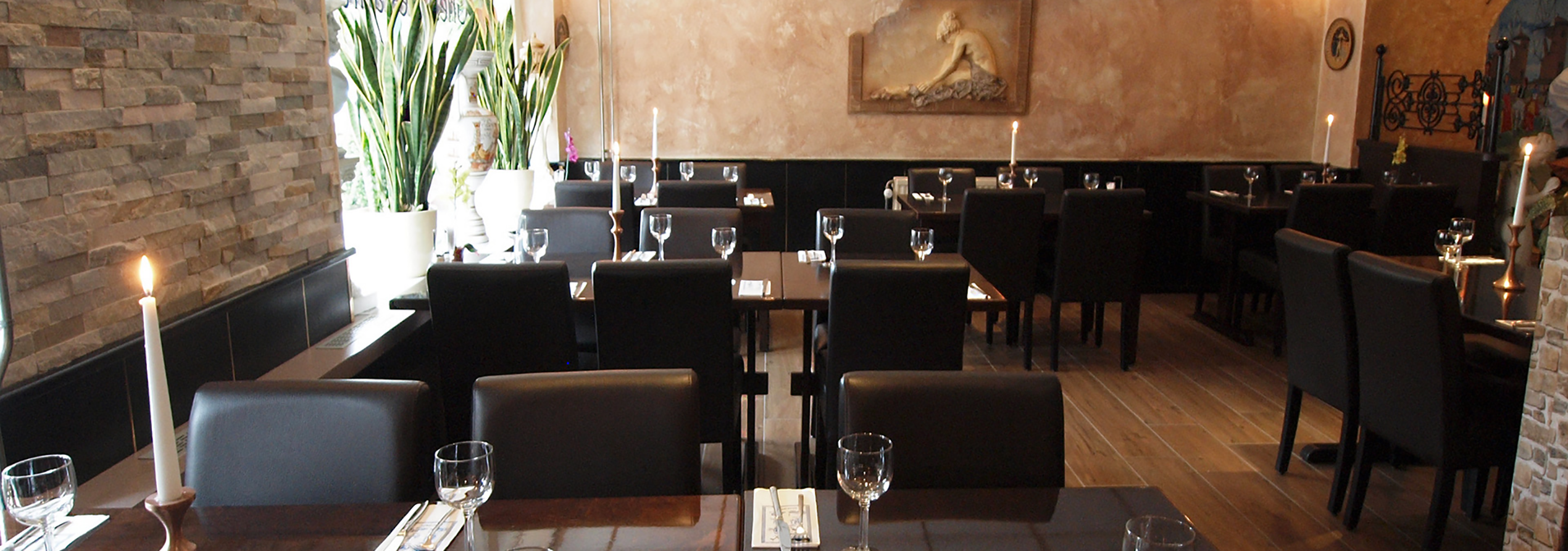 apollo grieks restaurant grave interieur